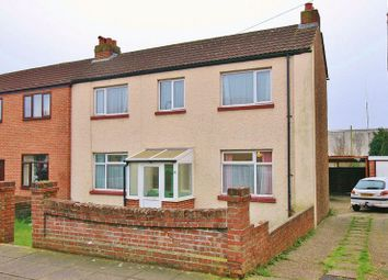 Thumbnail 2 bed terraced house for sale in Second Avenue, Farlington, Portsmouth