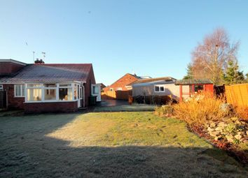 Thumbnail 2 bed semi-detached bungalow for sale in Moorway, Huntington, York