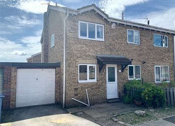 Thumbnail 3 bedroom end terrace house for sale in Colsterdale, Worksop, Nottinghamshire