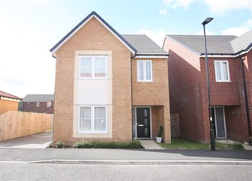 Thumbnail 4 bed detached house for sale in Coppice Place, Newcastle Upon Tyne