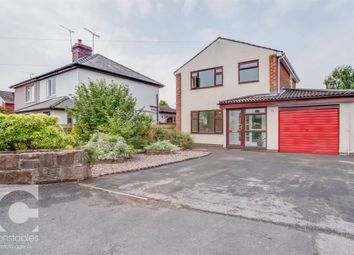 Thumbnail 4 bed detached house for sale in Homecrofts, Little Neston, Neston, Cheshire