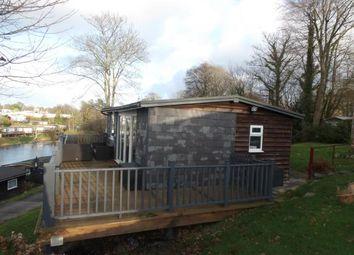 Thumbnail 2 bed bungalow for sale in Glan Gwna Holiday Park, Caeathro, Caernarfon, Gwynedd