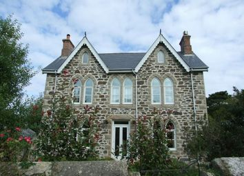 Thumbnail 4 bed detached house to rent in Manaccan, Helston