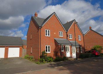 Thumbnail 3 bed semi-detached house for sale in Ashfield Lane, Marston Green, Birmingham