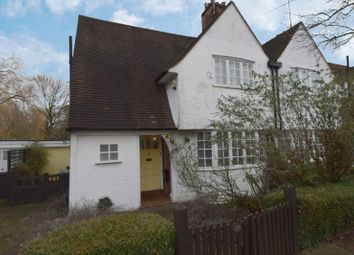 Thumbnail 3 bed cottage for sale in Erskine Hill, Hampstead Garden Suburb