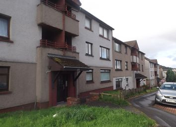 Thumbnail 2 bedroom flat to rent in Kilcreggan View, Greenock