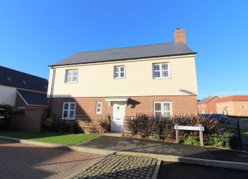 Thumbnail 4 bed detached house for sale in Morello Close, Aylesbury