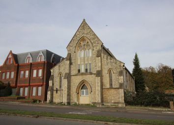 Thumbnail 1 bed flat for sale in Egham Hill, Egham