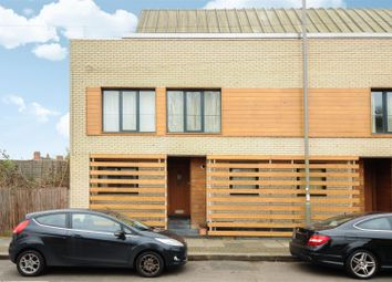 Thumbnail 3 bed mews house for sale in Weybourne Street, London