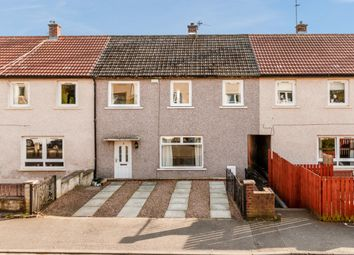 Thumbnail 3 bed terraced house for sale in Pentland Terrace, Dunfermline, Fife