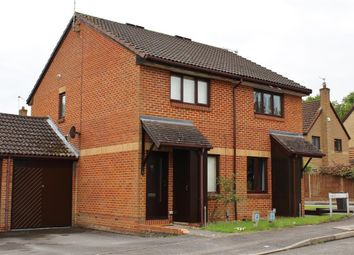 Thumbnail 2 bedroom end terrace house to rent in Harrison Close, Twyford, Reading