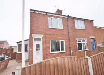 Thumbnail 2 bed semi-detached house for sale in Westfield Avenue, Castleford