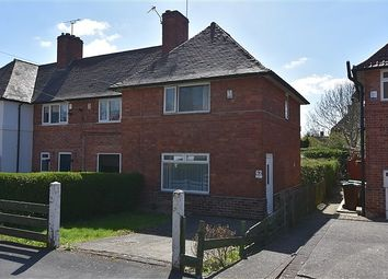 Thumbnail 2 bed property for sale in Baslow Drive, Beeston, Nottingham