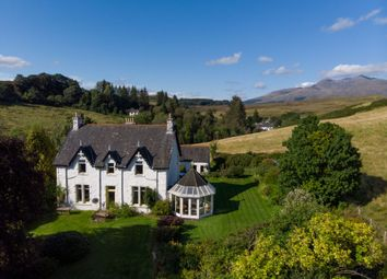 Thumbnail 5 bedroom detached house for sale in Drimbuie, Kilchrenan, Argyll