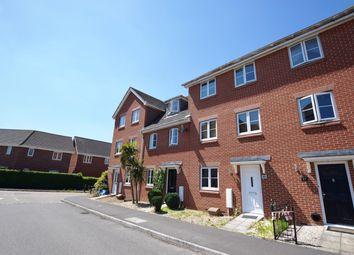 Thumbnail 4 bed town house for sale in Vixen Drive, Aldershot