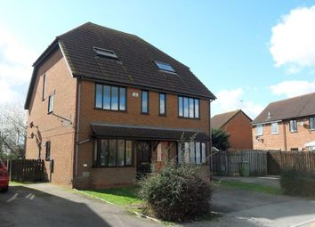 Thumbnail 1 bedroom maisonette to rent in Bergamot Gardens, Walnut Tree, Milton Keynes