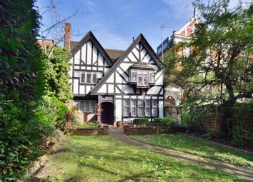 Thumbnail 5 bed detached house for sale in Vale Close, London