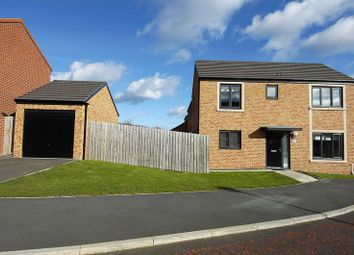 3 bed detached house for sale in The Meadows, Wallsend NE28
