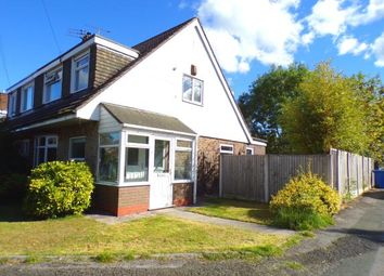 Thumbnail 3 bed semi-detached house for sale in Carisbrooke Avenue, Hazel Grove, Stockport, Chehsire