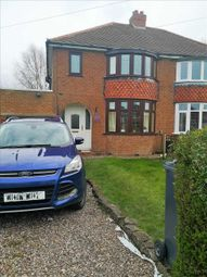 Thumbnail 3 bed semi-detached house to rent in Highfield Road North, Pelsall, Walsall