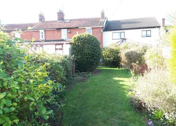 Thumbnail 2 bedroom terraced house to rent in London Road, Halesworth