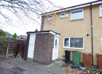 Thumbnail 3 bedroom terraced house for sale in Laburnum Way, Stockport