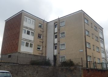 Thumbnail 2 bedroom flat to rent in Woodside Court, Coatbridge, North Lanarkshire