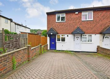 Thumbnail 2 bed end terrace house for sale in Stapleford Close, London