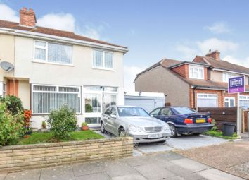 Thumbnail 3 bed semi-detached house for sale in Devonshire Road, Hornchurch