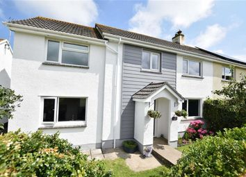 Thumbnail 4 bed semi-detached house for sale in Bangors Green, Poundstock, Bude
