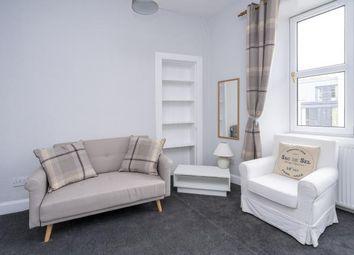 Thumbnail 1 bed flat to rent in St. Leonards Street, Edinburgh