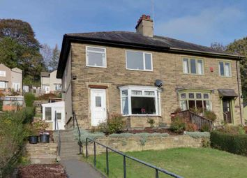 Thumbnail 3 bed semi-detached house for sale in Rochdale Road, Triangle, Sowerby Bridge