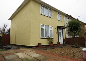 Thumbnail 3 bed semi-detached house for sale in Bringhurst Road, New Parks, Leicester