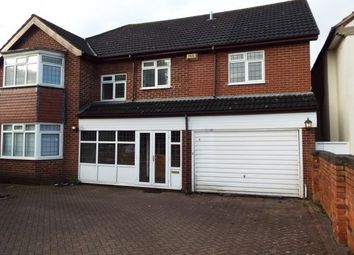 Thumbnail 4 bed property to rent in Hillside Road, Sutton Coldfield