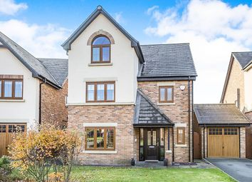 Thumbnail 4 bed detached house for sale in Stonemill Rise, Appley Bridge, Wigan