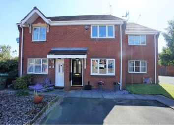 2 bed terraced house for sale in Balvenie Way, Dudley DY1