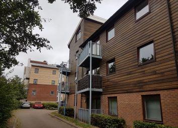Thumbnail 2 bed flat for sale in Staverton Grove, Broughton, Milton Keynes