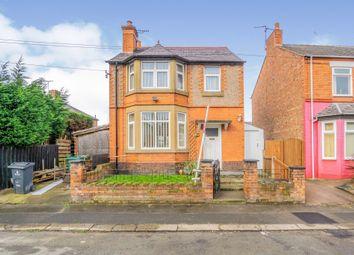Thumbnail 3 bed detached house for sale in Wilkinson Street, Ellesmere Port