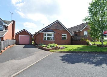 Thumbnail 2 bed detached bungalow for sale in Moorcroft Gardens, Walkwood, Redditch
