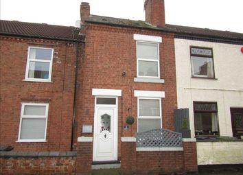 Thumbnail 2 bed terraced house for sale in Regent Street, Langley Mill, Nottingham