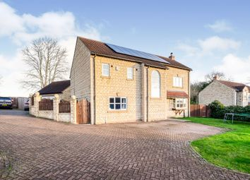 Thumbnail 5 bed detached house for sale in Walkers Field, Kings Cliffe, Peterborough