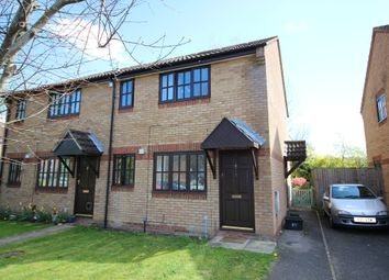 Thumbnail 1 bed end terrace house to rent in Wessex Walk, Westbury