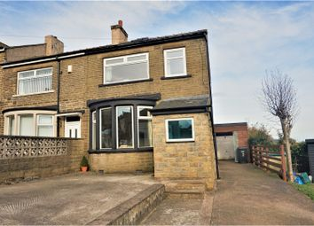 Thumbnail 3 bed end terrace house for sale in Well Royd Avenue, Halifax