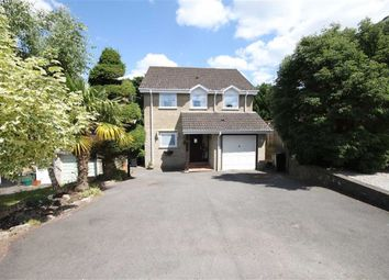 Thumbnail 4 bed detached house for sale in Nuthatch Close, Ferndown