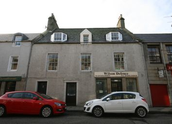 Thumbnail 2 bed flat for sale in 15 Low Street, Banff
