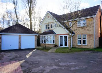 Thumbnail 4 bed detached house for sale in Huron Drive, Liphook