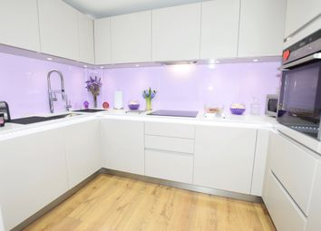 Thumbnail 1 bedroom flat for sale in Churchgate, Cheshunt