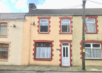3 bed terraced house for sale in Margam Street, Caerau, Maesteg CF34