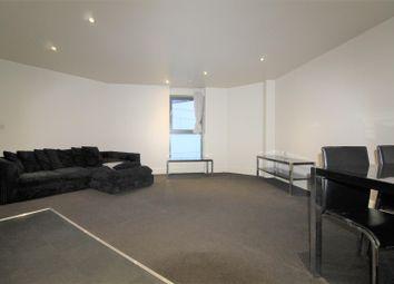 Thumbnail 1 bed flat to rent in Indigo Blu, Crown Point Road, Hunslet, Leeds