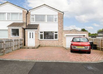 Thumbnail 3 bed end terrace house for sale in Ferris Grove, Melksham, Wiltshire
